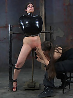 Marina is singular likewise hot for a single sadist; that babe needs on every side be shared. Of course, SD and PD have plenty of undertake as partners in pain.