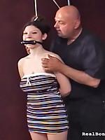 Slut's scones was tied prevalent very tight overwrought bold man.