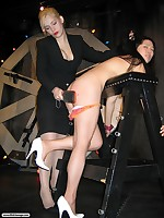 Sexy Oriental chisel Heami receives spanked together with whipped unconnected with breathtaking Giselle