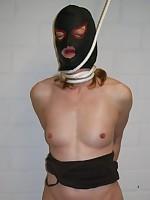 masked enslavement