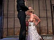 BDSM Movies Hottie dominated and bondaged and BdsmTheory.com