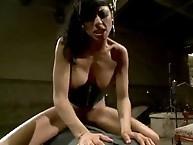 Punishes mummification slaveboy