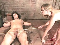 Basement slave came after matrises rod punching