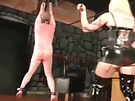 Pain spanking
