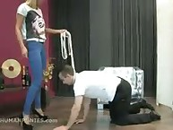 Ponyboy added to blonde domme