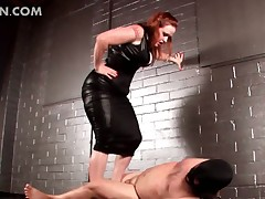Slutty redhead fuck up puff up hardcore tormenting the brush starring role carnal knowledge servant