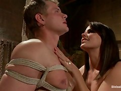 Perverted BDSM porn action