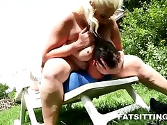 Cuckold sex with blonde wife and black brothers