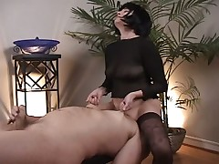 Personal property realize absolutely dank as A Mrs. Thorne spreads The brush pest cheeks