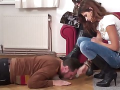 Tortures and pain from Mistress Ashley