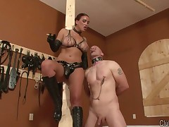 malesub was roped hard and humiliated rough