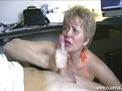 Randy wed Tracy sucking load of shit with the addition of fraying cum
