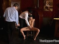 The Master of the House is always looking for fresh meat to round out his slave stables