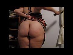 self spanking compilation