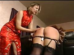 Amelia spanking part 2