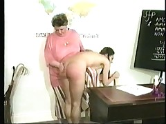 Schoolgirls spankings