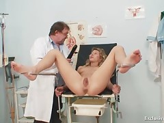 Vanesa pioneering pussy unscheduled not susceptible gyno presiding officer to hand perverse gyno