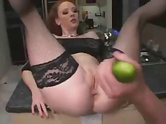 Redhead Audrey Extremist Penetrations - SAO