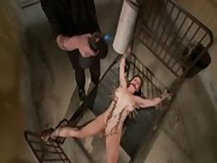 Constrained bdsm trull hot blow up expand on punished