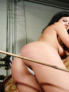 <!–-IMAGE_COUNT-–> of Spanked MILF in the factory