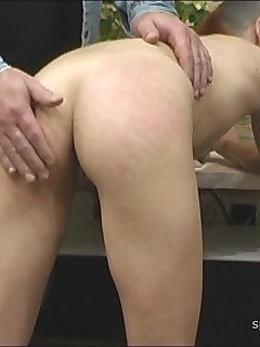 <!–-IMAGE_COUNT-–> of School Test and Education Spanking (part 1 - angle 2)