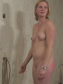 10 of Nicole - guess who that? (spanking game)