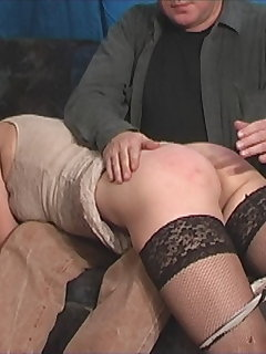 <!–-IMAGE_COUNT-–> of Painful Spankings with Hand