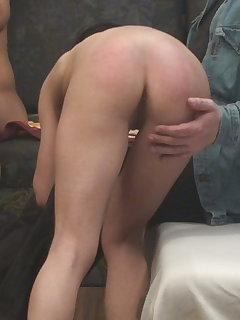 <!–-IMAGE_COUNT-–> of Hand Spanking for Little Bottom