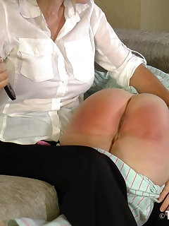 20 of Daddy's Little Princess - Part 1 - Mommy spanks Stevie