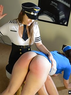 <!–-IMAGE_COUNT-–> of Kay's new boss pilot Dani Daniels