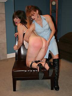 <!–-IMAGE_COUNT-–> of Petra spanks Josette