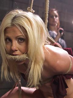15 of Hot Slutty Blond dominated