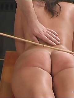 <!–-IMAGE_COUNT-–> of Hard Spanking - part 2- angle 2