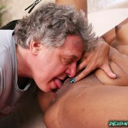 Ass licking, facesitting and toe sucking