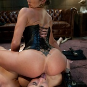 Whipped Ass - Two promiscuous sluts