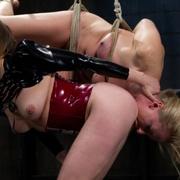 Whipped Ass - Hung dutiful bitch whipped