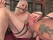 Mistress Lorelei Lee gets a fuck toy