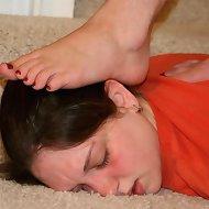 Mistress stay on slavegirl