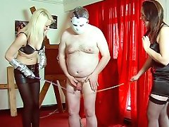 Hard caning and cbt