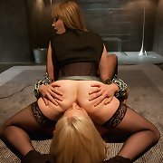 Disobedient slavegirl punished, spanked, and fu..