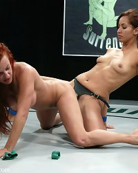 The Green Machine takes on The Goddess