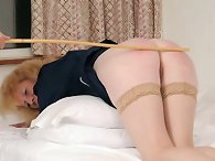 Hard caning