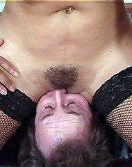 Naked big tit ebony sat on malesub