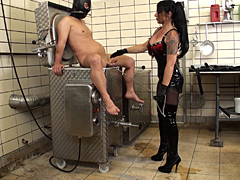 Watching himself being tormented only proves to make his humiliation that much worse