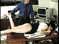Calstar flogging. Bad secretary