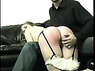 Calstar Spanking. Domestic spanking