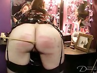 Big pinhead Zoe acceptance caned subsequent mirror