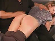 Young Wife Spanked Hard