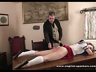 Kami as A a Japanese schoolgirl acquires spanked