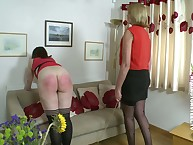 An obstacle MILF arrow got their way XXX cheeks spanked.